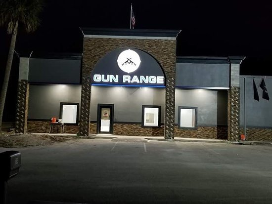 Center Mass Gun Range