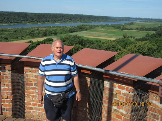 Raudone, Litauen: Enjoy the view from the top