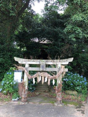The Site of Asakura no Tachibana no Hironiwa no Miya