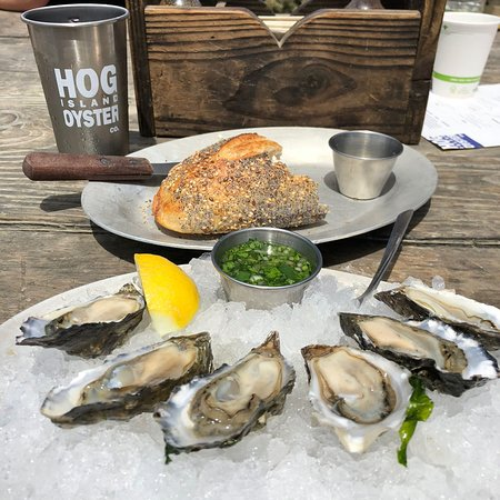 Marshall, CA: Delicious!