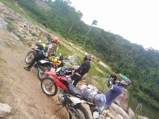 Indochina Motorbike Tours: Southern Vietnam Motoxrbike Tours on Ho Chi Minh Trail to Dak lak DaLat