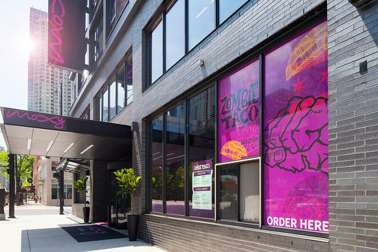 Window View - Picture of Moxy Chicago Downtown - Tripadvisor