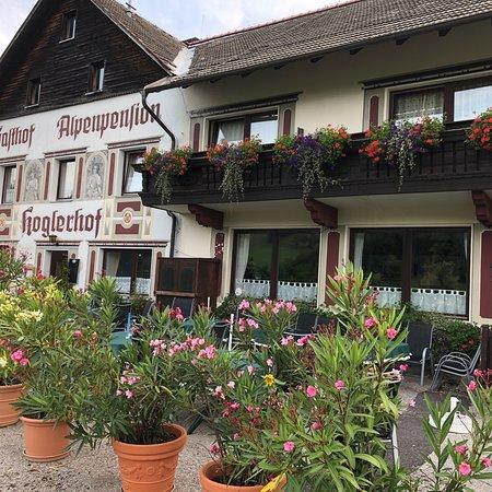 Ternberg, Austria: Gasthof Koglerhof