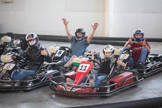 Monte Carlo Karting Centre