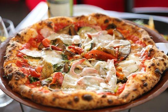 Farina Pizzeria: VEGETARIAN