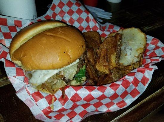 Seven Brothers Burgers ภาพถ่าย
