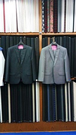 Savile Row Bespoke Tailor