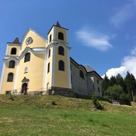 Pilgrimage Church in Neratov