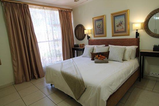 Gauteng, África do Sul: Unit 5 Bedroom