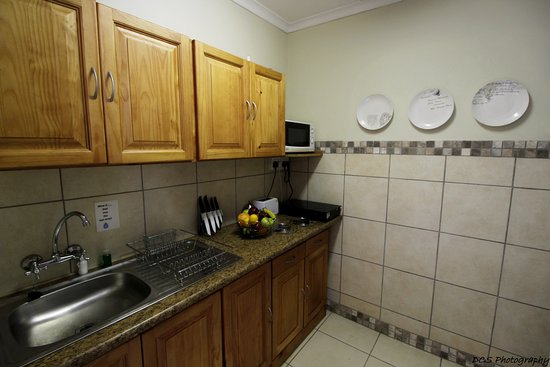 Gauteng, África do Sul: Unit 5 Kitchen
