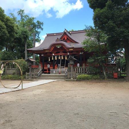 Main Building of Iioka Hachimangu张图片