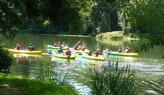 Canoe Kayak Club de St Seurin-sur-Isle