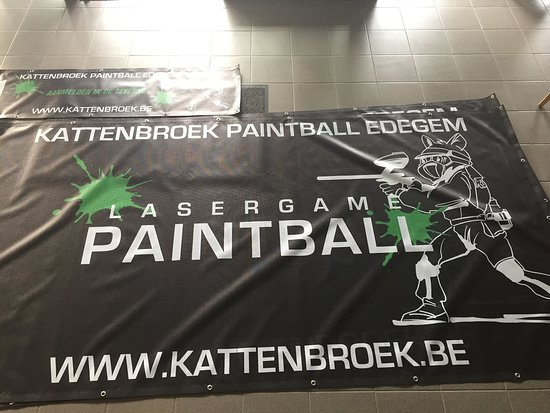 Paintball Kattenbroek Edegem
