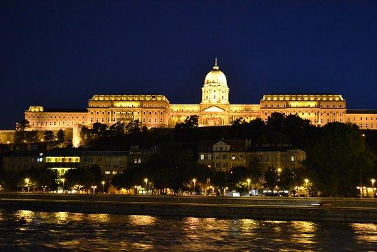 Budapest River Cruise: Шикарный вид!!!