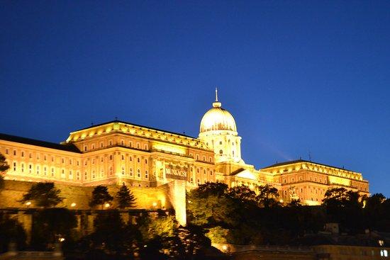 Budapest River Cruise: Будайский замок