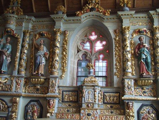 Chapelle Sainte-Marie-du-Ménez-Hom照片