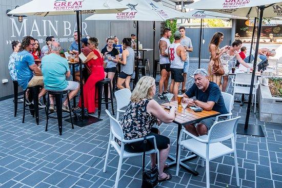 Hotel Darwin Sports Bar