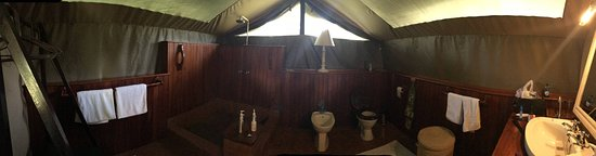 Little Governors' Camp: Bathroom...