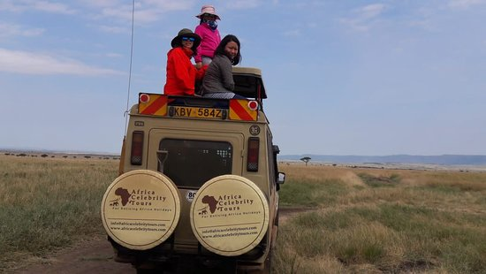 Africa Celebrity Tours