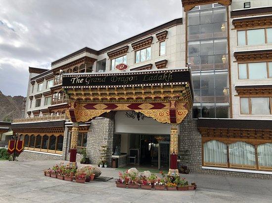 The Grand Dragon Ladakh Photo