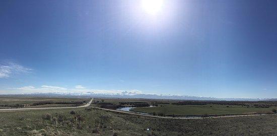 Tetonia, ไอดาโฮ: Teton Scenic Byway (ID-33)