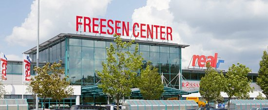 Neumünster, Alemania: Freesen Center