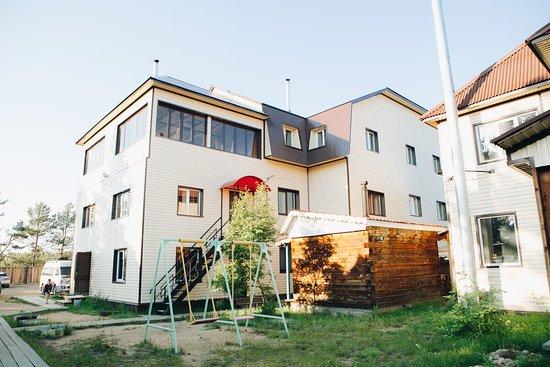 Ust-Barguzin, Rússia: Главный корпус , благоустроенные номера , номер люкс , квартира 50 кв.метров