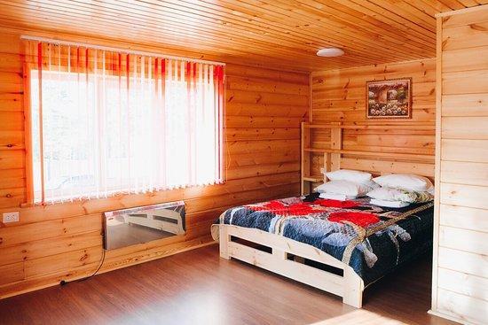 Ust-Barguzin, Rússia: Квартира-номер люкс 50 кв.метров .