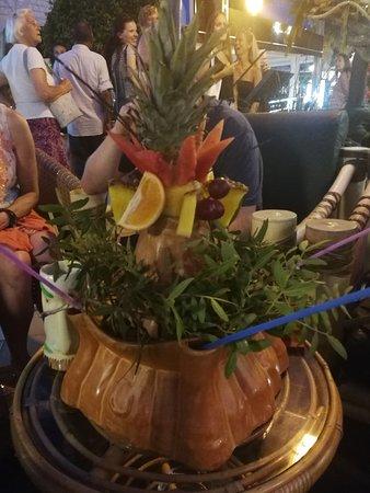 Kalypso Tutti Frutti: Cocktail