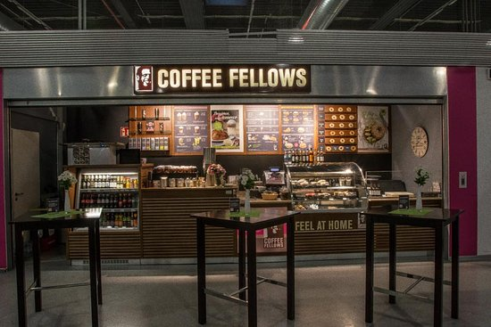 Coffee Fellows Flughafen Hahn