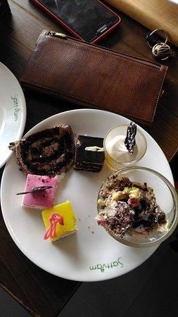 Sattvam: Desserts