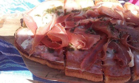 Le Cannier Restaurant: Des délicieuses Bruschetta...