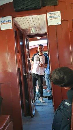 Smoking Mary Minas' Vintage Steam Trains: Passeio de Maria Fumaça a São João del Rei