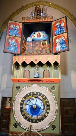 Jheronimus Bosch Art Center: Astronomic clock