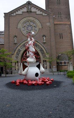 Jheronimus Bosch Art Center: Jeroen Bosch art centre Front vieuw