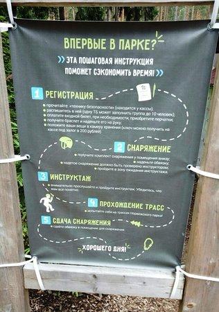 Norway Park Orekh: Схема