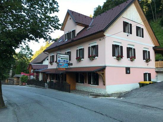 Cerkno, Slowenien: Vue extérieure