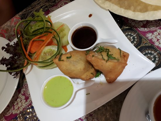 Indian By Nature I: Samosa