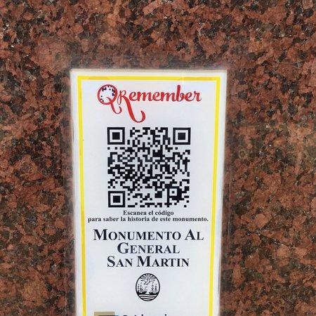 Monumento a San Martin照片