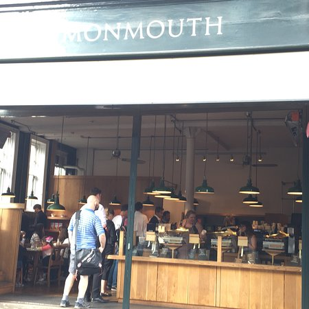 Monmouth Coffee The Borough - London foto