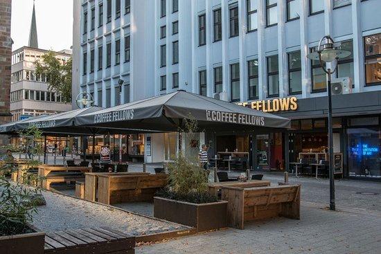 Coffee Fellows Dortmund Schwarze Brüder Straße