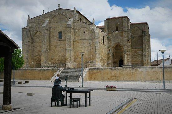 Villalcazar de Sirga, إسبانيا: sirga 1