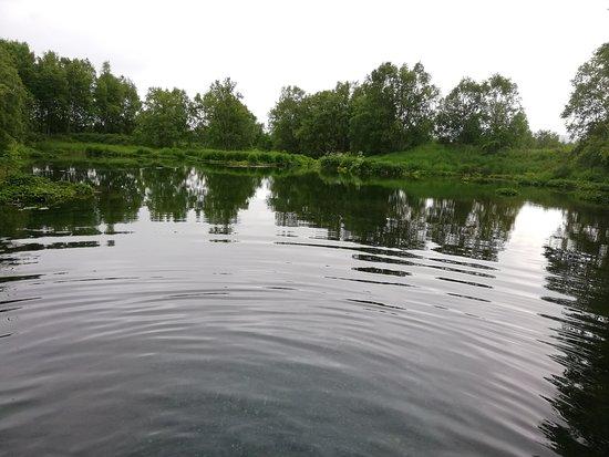 Zelenovskiye Ozerki Hot Springs