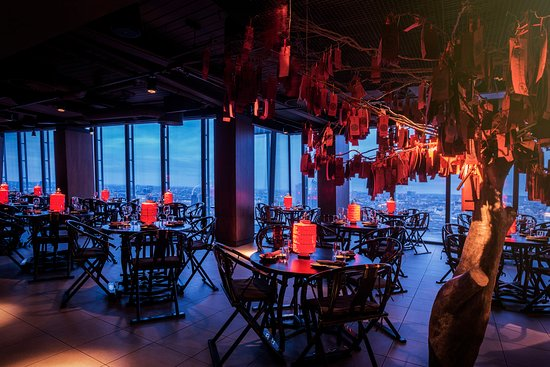 Corporate events - Hutong at The Shard
