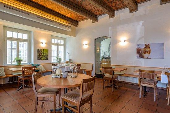 Grüningen, Ελβετία: Das Restaurant