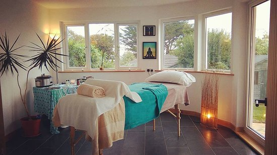 Carbis Bay Treatment Space