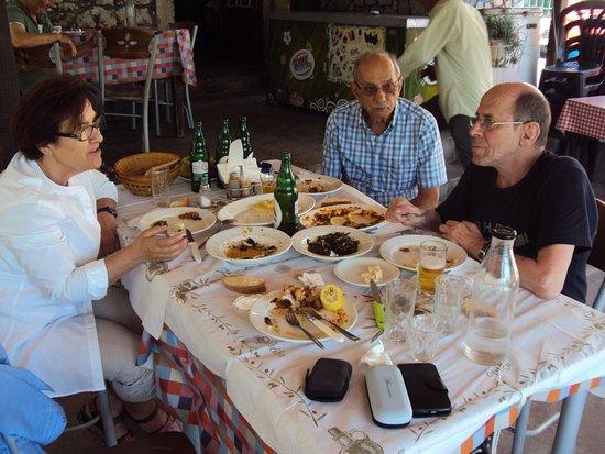 Περιοχή Αρκαδίας, Ελλάδα: Η ΣΥΝΑΝΤΗΣΗ