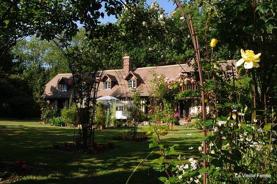Ingouville, France: Jardin