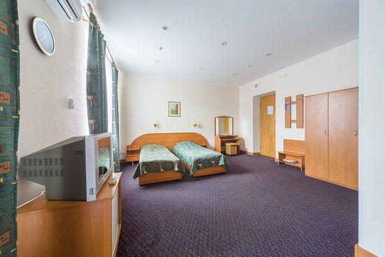 "Ukraina Hotel: Номер категории ""Стандарт Дабл"" (в данной категории тип кровати не гарантируется)"
