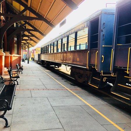 Lehigh Gorge Scenic Railway照片